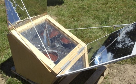 Solar oven, Low-Tech Lab[11]